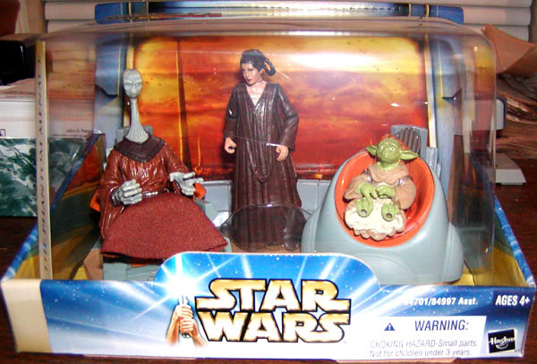 Jedi High Council 3-Pack (2 of 2)
