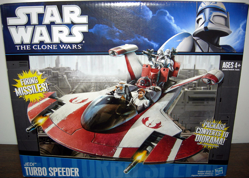Jedi Turbo Speeder (The Clone Wars)
