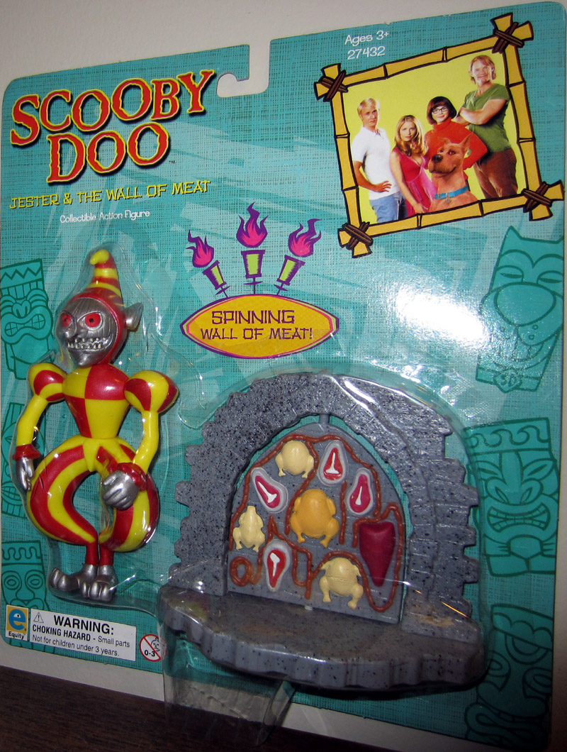 Jester & The Wall of Meat