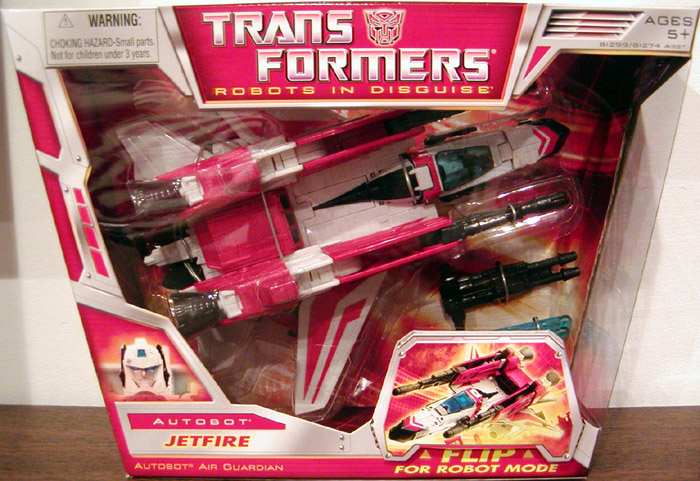 Jetfire (Classic Voyager)