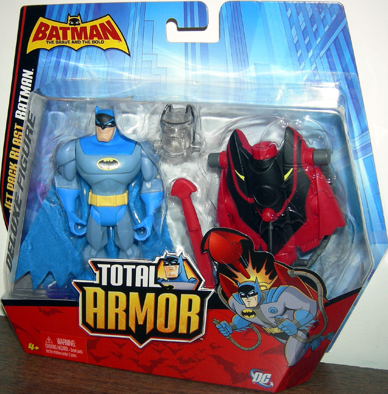 Jet Pack Blast Batman (Total Armor)