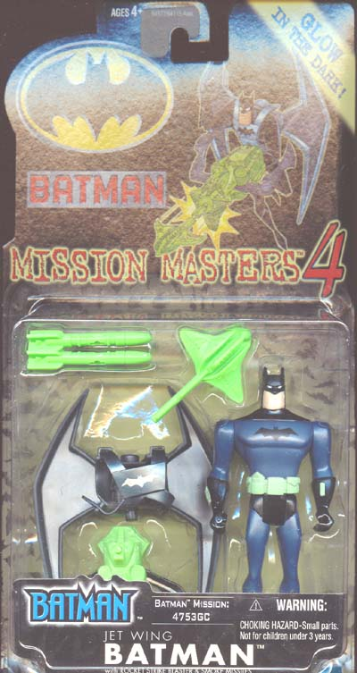 Jet Wing Batman (Mission Masters 4)