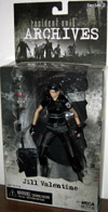 Jill Valentine (Archives, series 2, black)