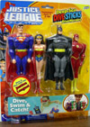 Justice League Unlimited Deep-Sea Dive Sticks DiveHeroes 4-Pack