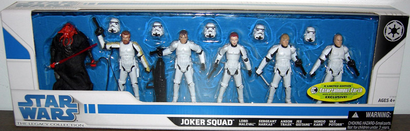 Joker Squad 6-Pack