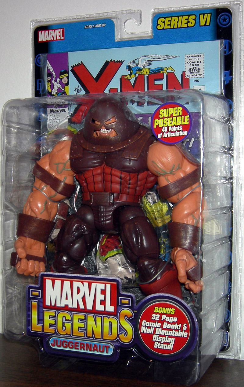 Juggernaut (Marvel Legends)