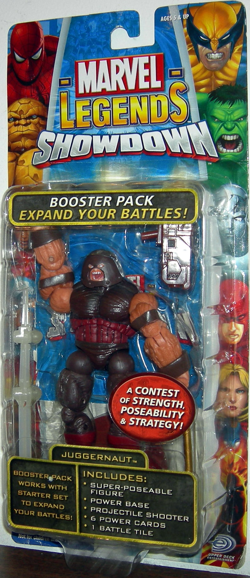 Juggernaut (Marvel Legends Showdown)
