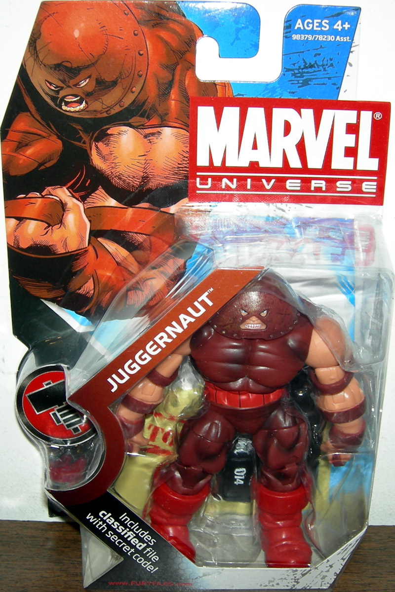 Juggernaut (Marvel Universe, series 2, 014)
