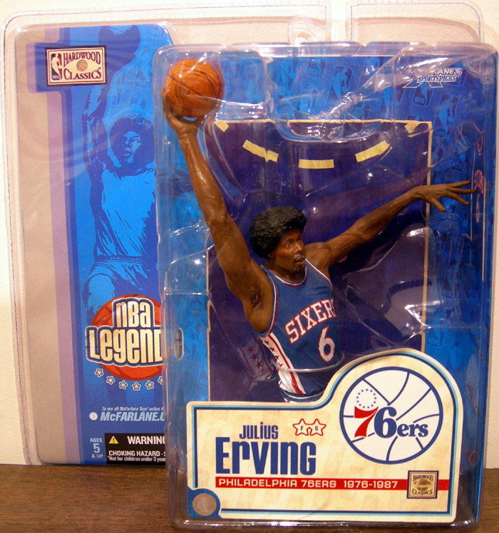 Julius Erving (Legends, series 1)