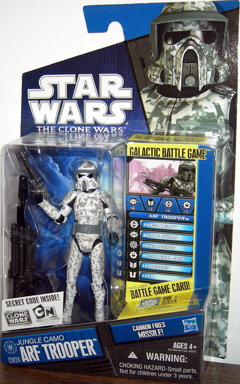 Jungle Camo Arf Trooper (CW24)
