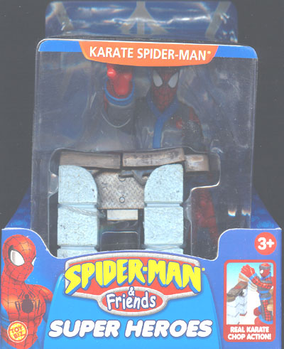 Karate Spider-Man