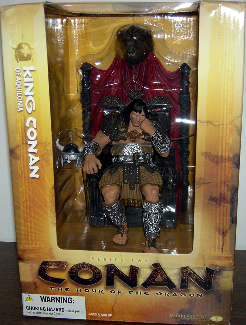 King Conan of Aquilonia
