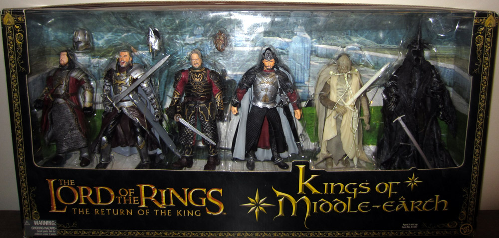 Kings of the Middle-earth 6-Pack
