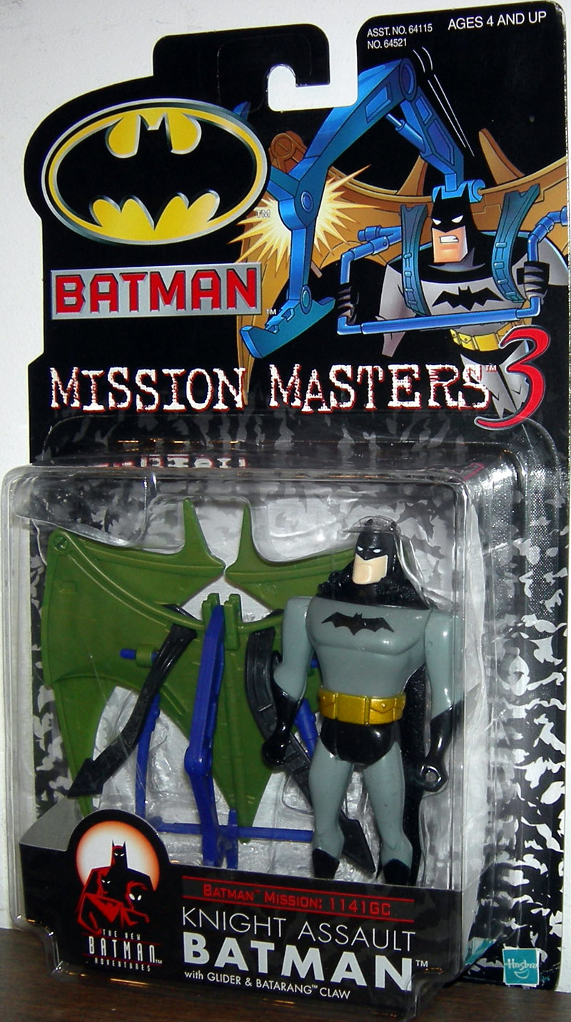 Knight Assault Batman (Mission Masters 3)