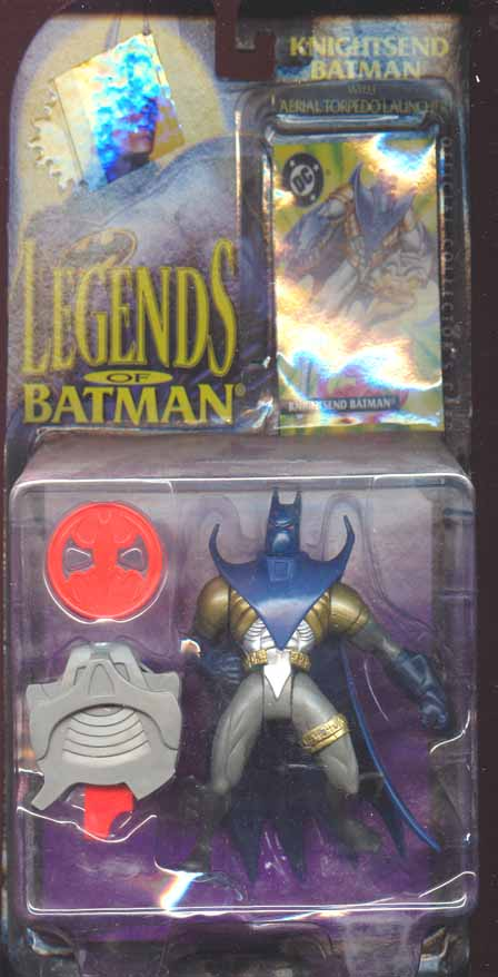 Knightsend Batman (Legends Of Batman)