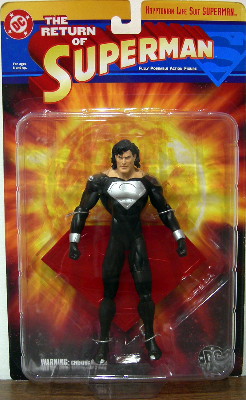 Kryptonian Life Suit Superman