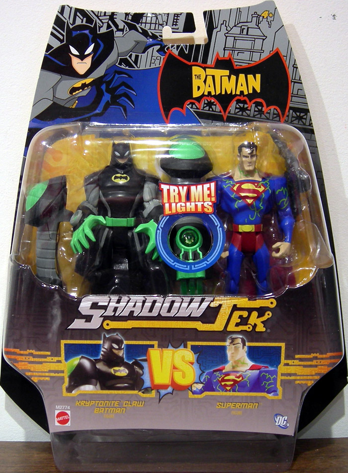 Kryptonite Claw Batman vs. Superman (ShadowTek)