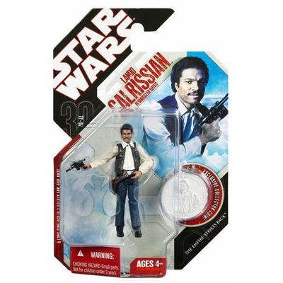 Lando Calrissian in Smuggler Outfit (30th Anniversary)