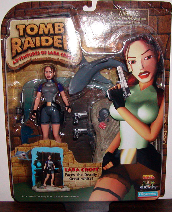 Lara Croft (Deep Sea)