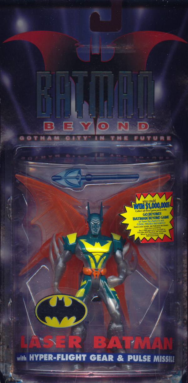Laser Batman (Batman Beyond)
