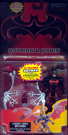 Laser Cape Batman (Batman & Robin, with bonus Batman ring)