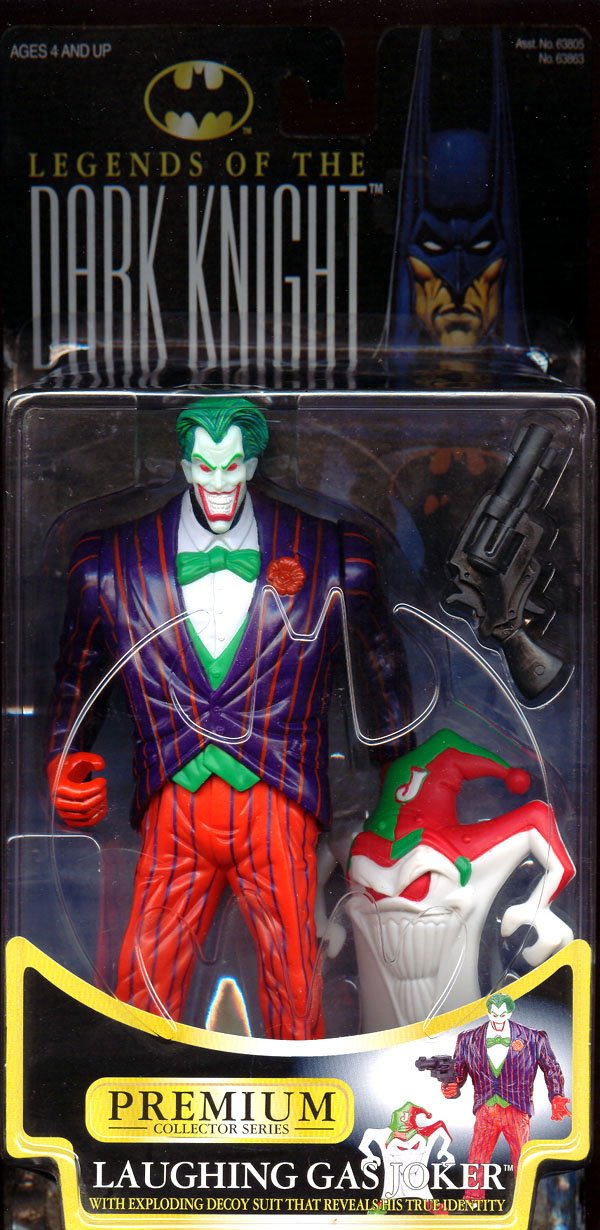 Laughing Gas Joker (Legends Of The Dark Knight)