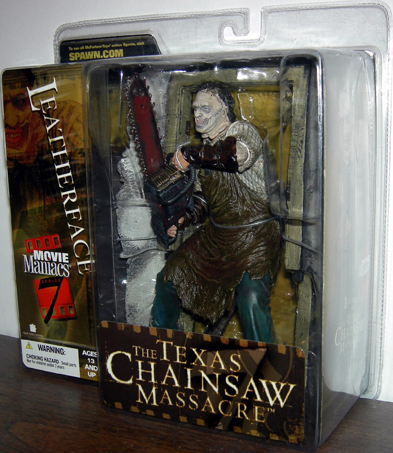 Leatherface (Movie Maniacs 7)
