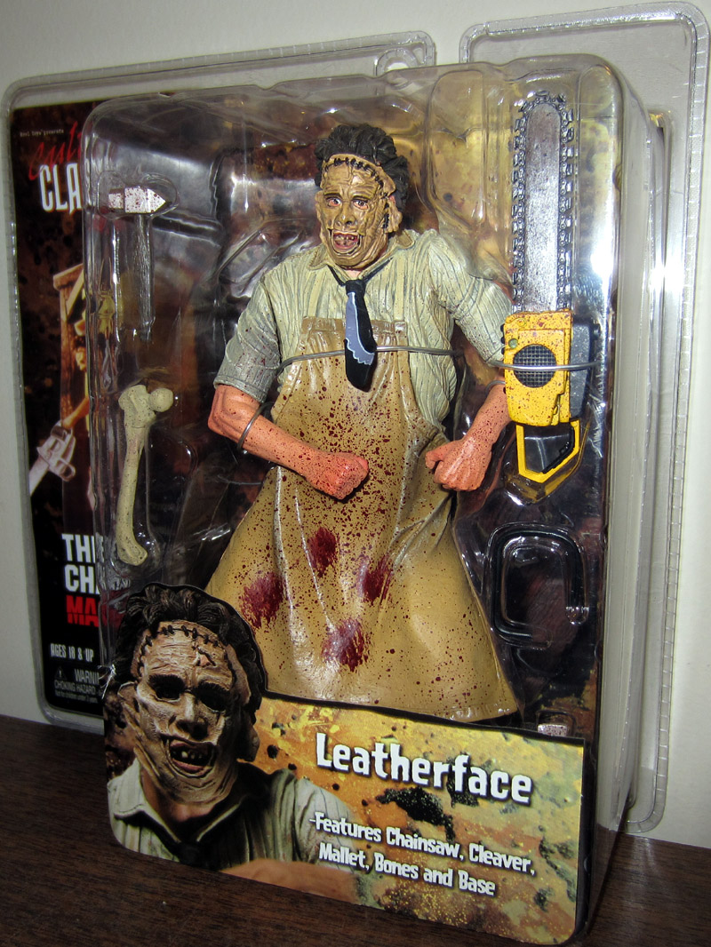Leatherface (Cult Classics, series 5)