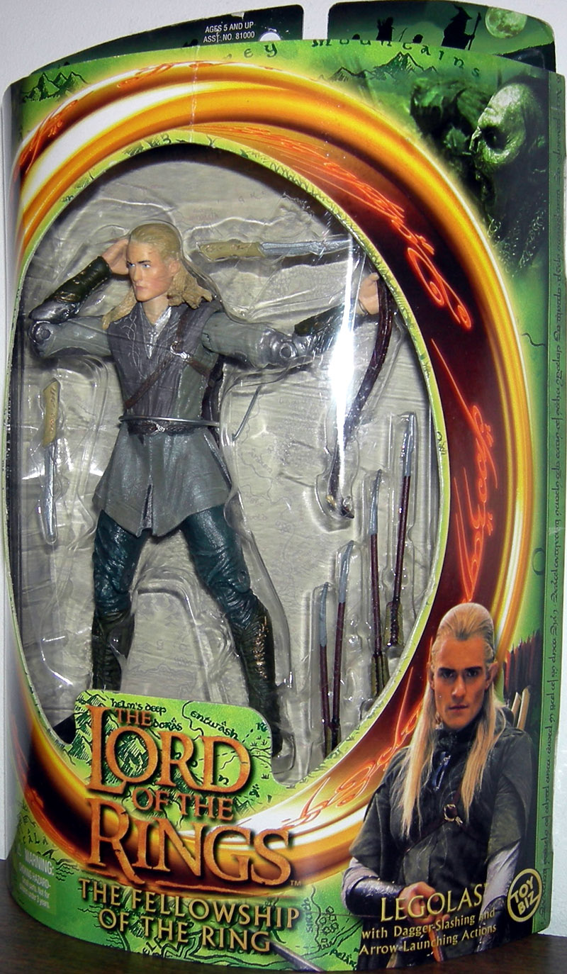 Legolas (Fellowship Of The Ring)