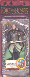 Legolas with Arrow Launching Action (Trilogy)