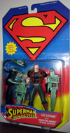 Lex Luthor with Squirting Hornet Attack Jetpack (Man Of Steel)