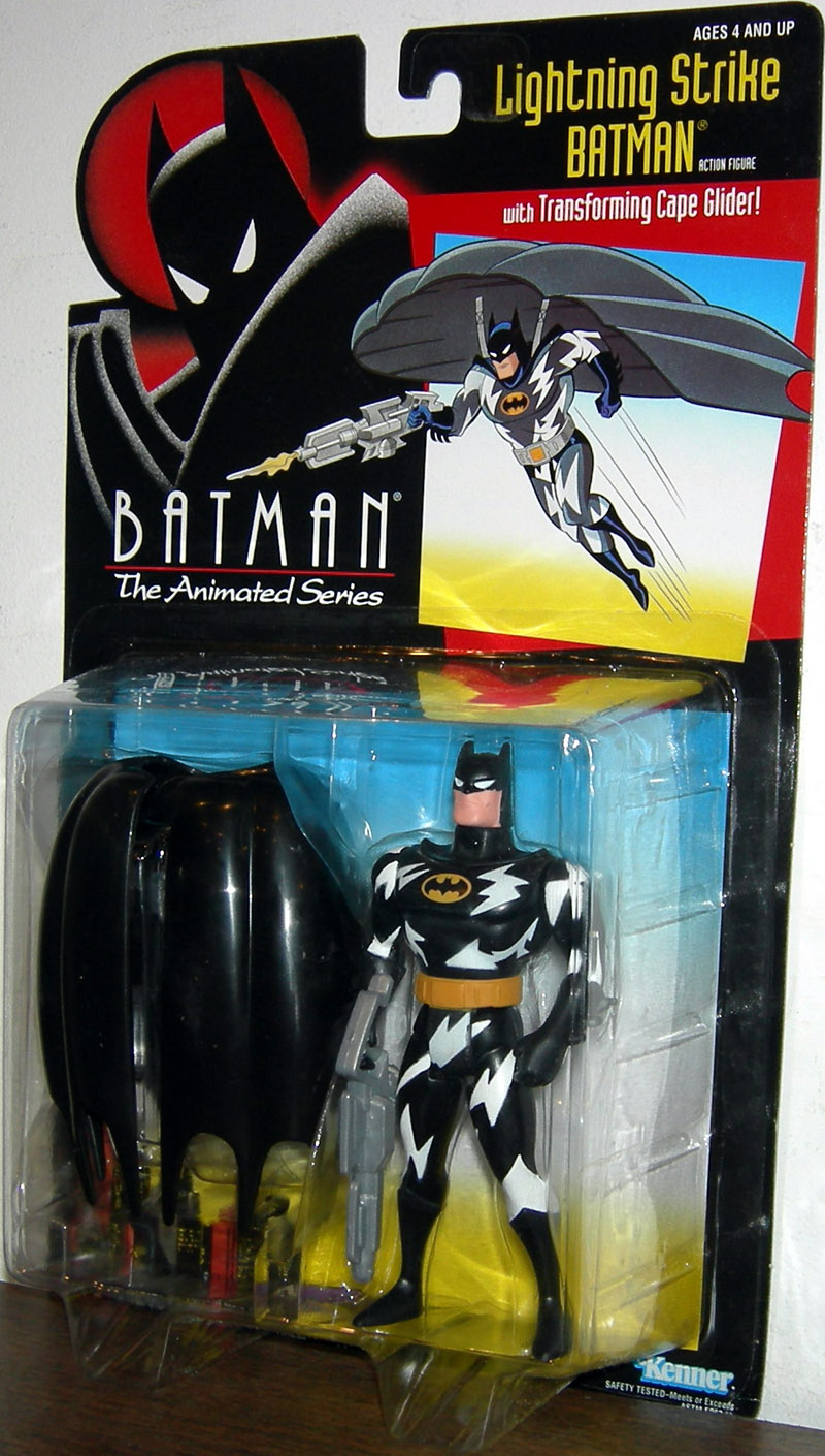 Lightning Strike Batman (Batman The Animated Series)