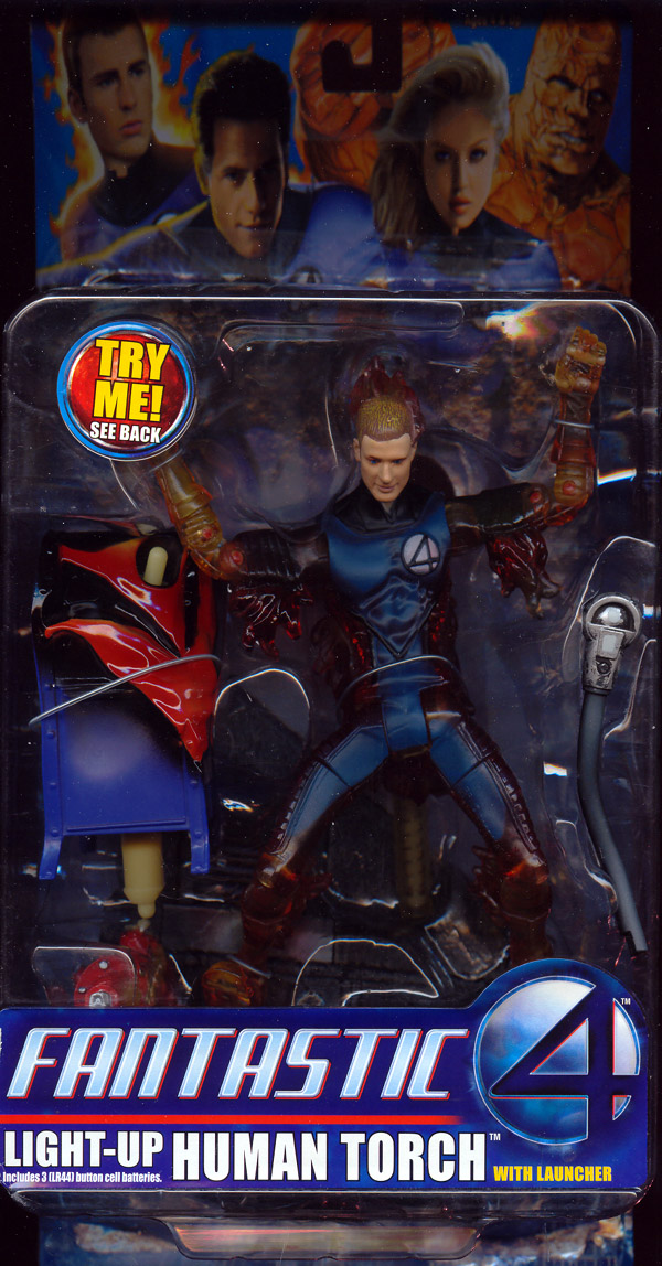 Light-Up Human Torch (movie)