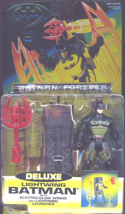 Lightwing Batman (Batman Forever)