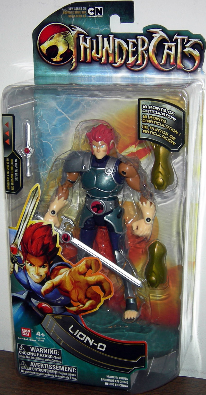 Lion-O (deluxe)
