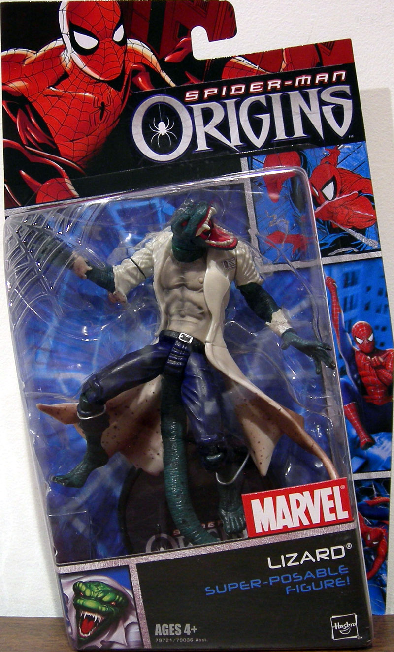 Lizard (Spider-Man Origins)