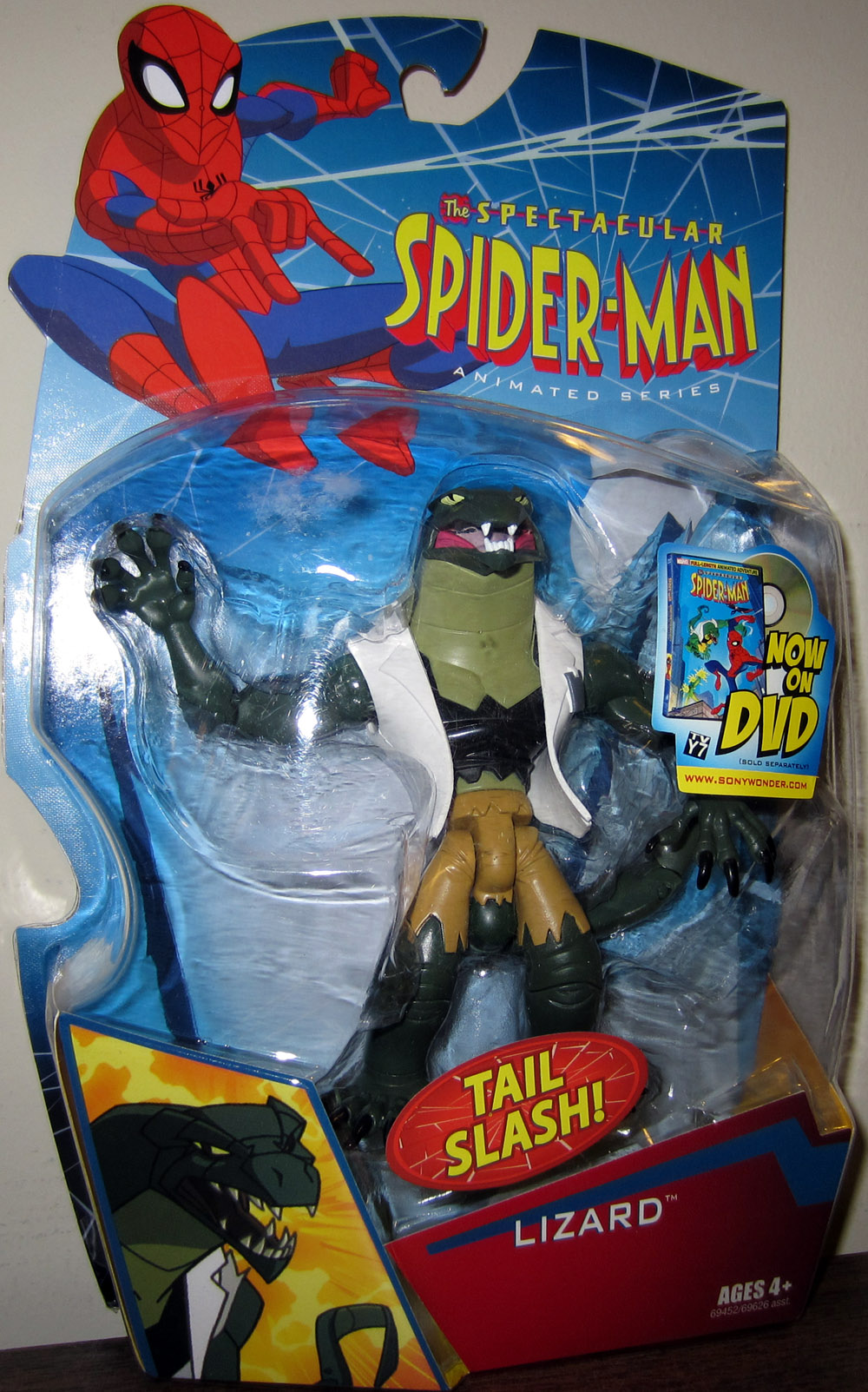 Lizard (The Spectacular Spider-Man Animated Series)