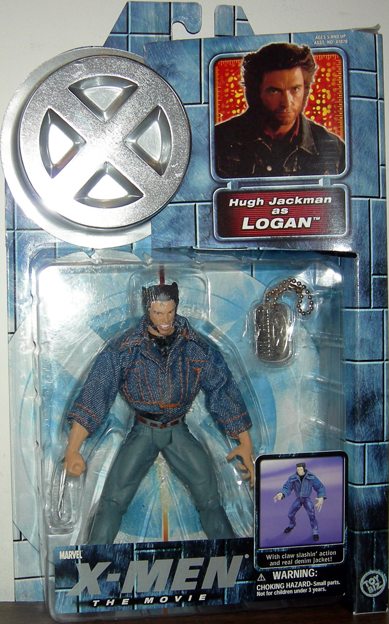Logan (X-Men Movie, series 2)