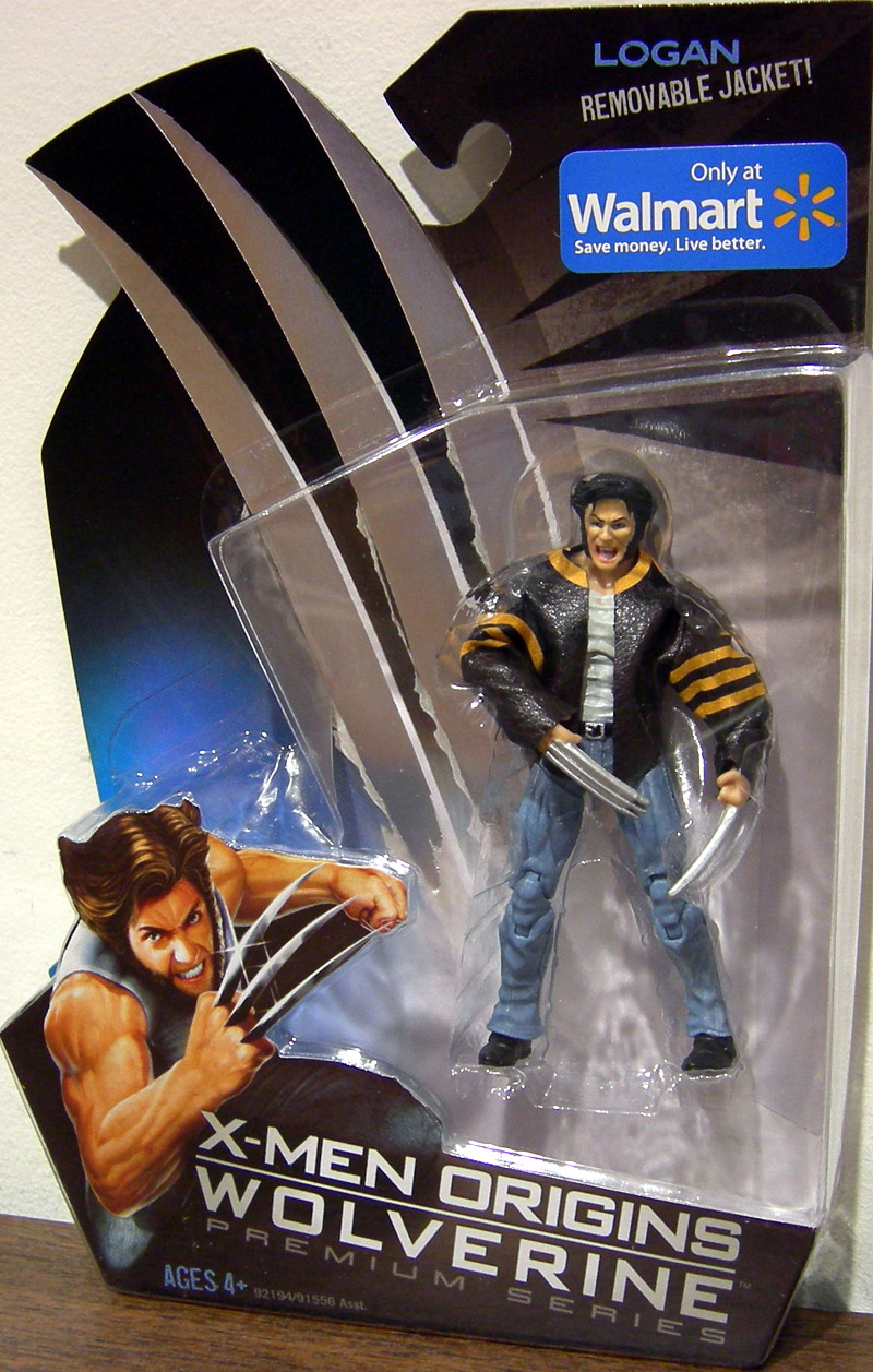Logan (X-Men Origins Premium Series)