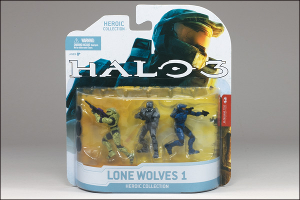 Lone Wolves 1 (Heroic Collection)