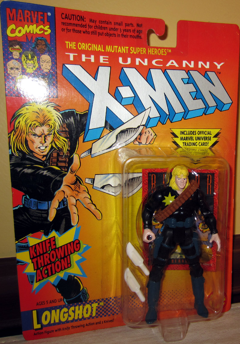 Longshot (Knife Throwing Action)