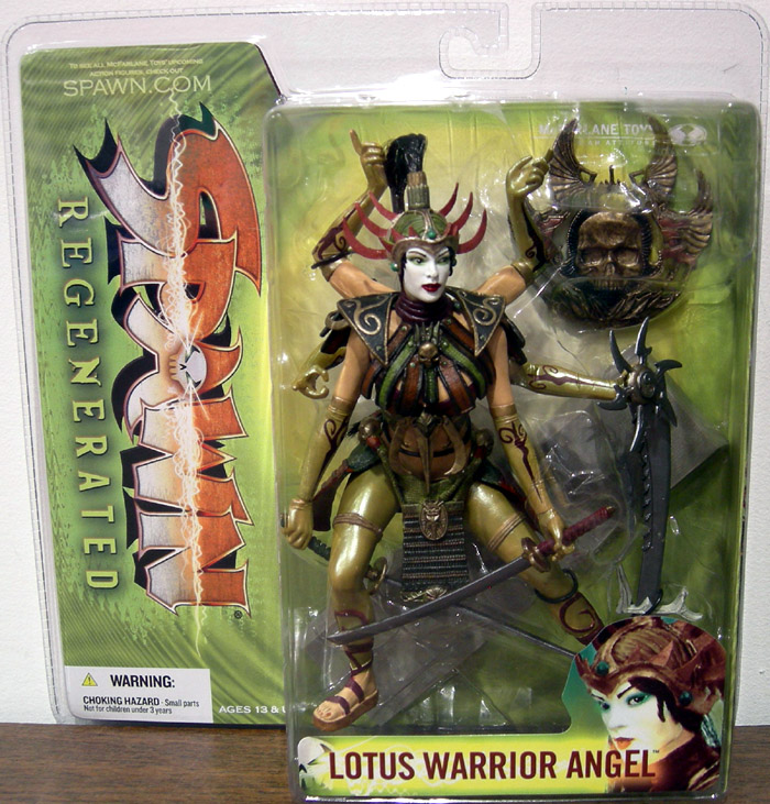 Lotus Warrior Angel 2 (Regenerated)