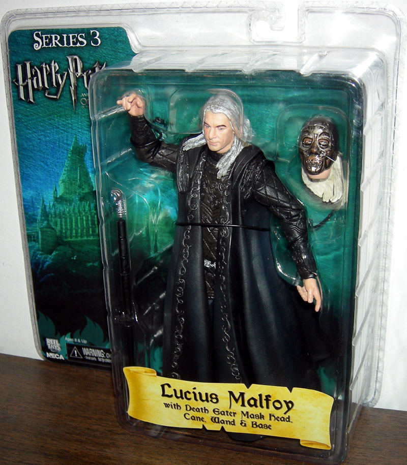 Lucius Malfoy (The Order of the Phoenix, series 3)