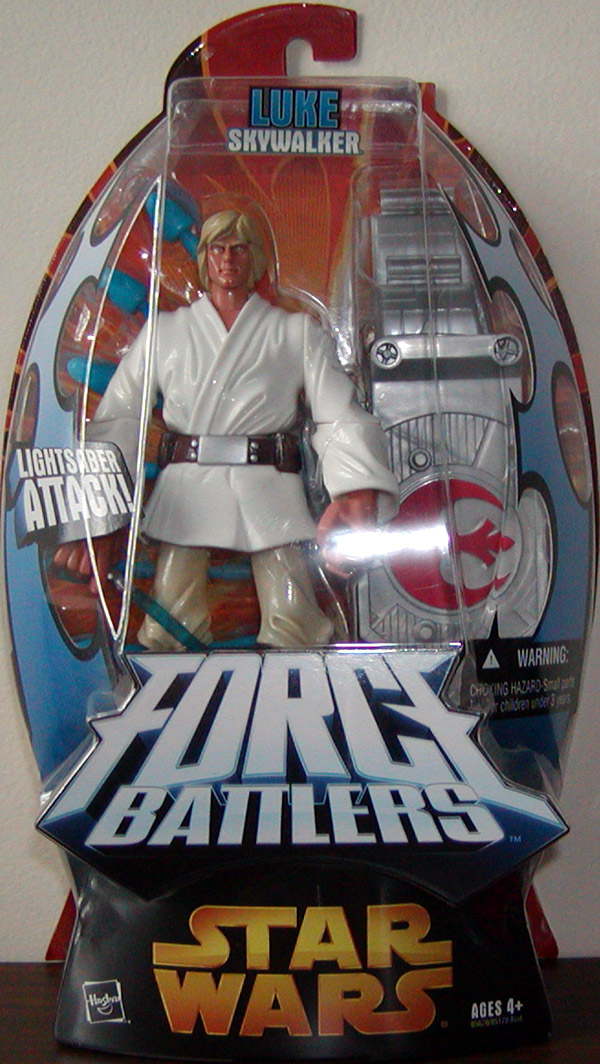 Luke Skywalker (Force Battlers)