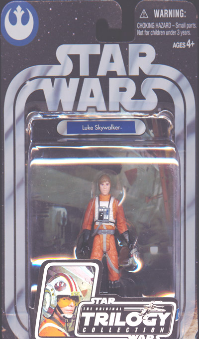 Luke Skywalker (Original Trilogy Collection, #05)