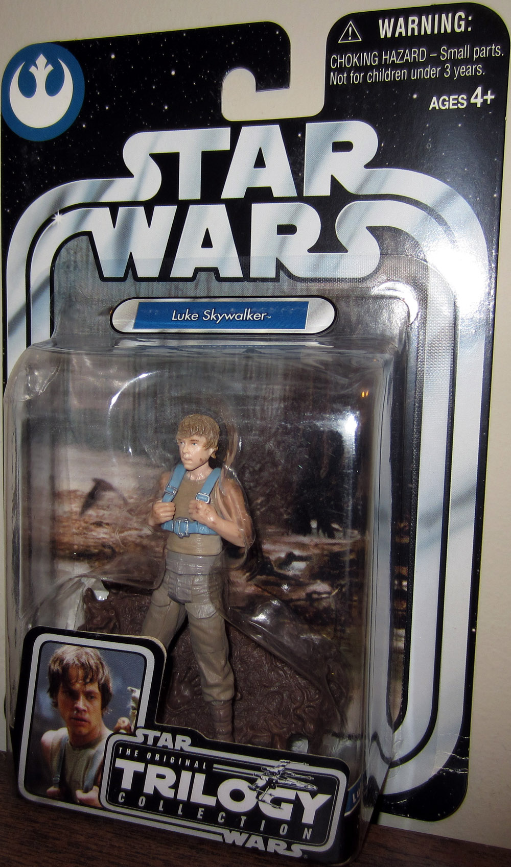 Luke Skywalker (Original Trilogy Collection, #01)