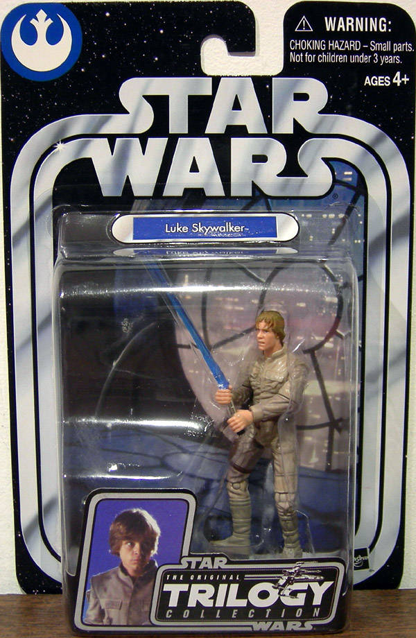 Luke Skywalker (Original Trilogy Collection, #26)