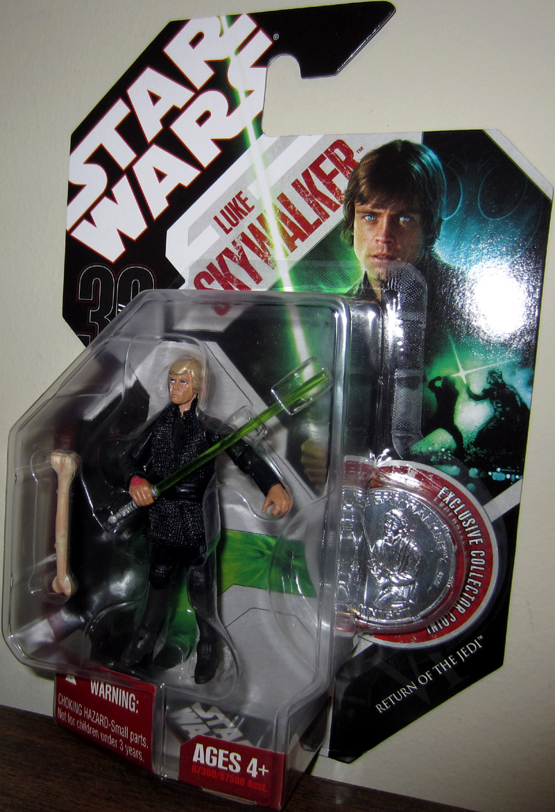 Luke Skywalker (Jedi Knight, 30th Anniversary)