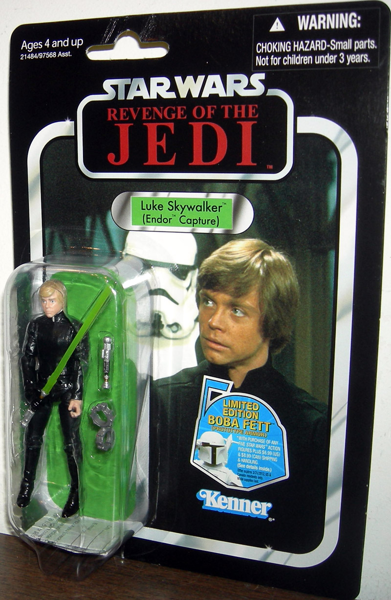 Luke Skywalker (Endor Capture, Revenge of the Jedi, VC23)