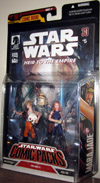 Luke Skywalker & Mara Jade (Comic Packs)